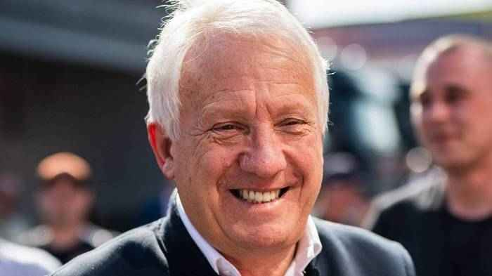 Charlie Whiting Tot
