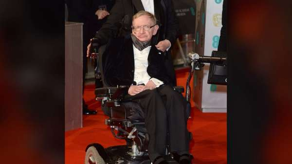 News video: Stephen Hawking ist tot