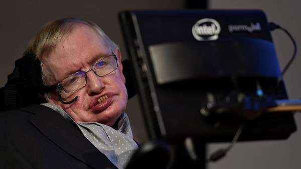 News video: Astrophysiker Stephen Hawking (†76) gestorben