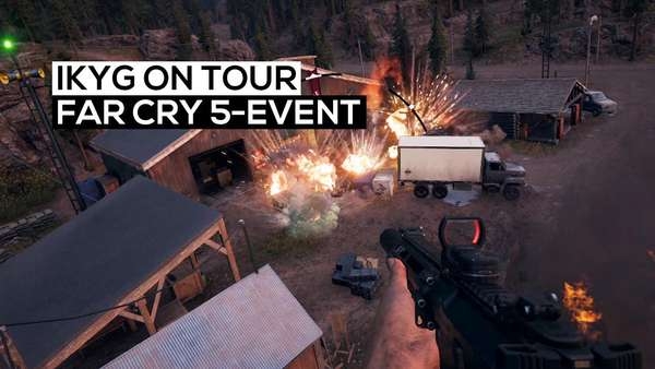 News video: IKYG On Tour - Far Cry 5-Event