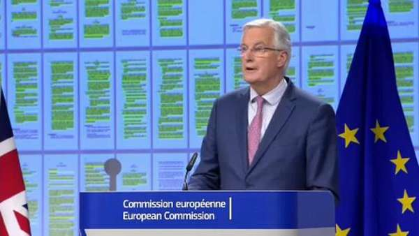 News video: Brexit bekommt 21 Monate Übergangsphase