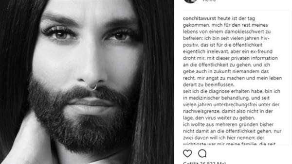 News video: Conchita Wurst ist HIV-positiv: So reagieren die Fans