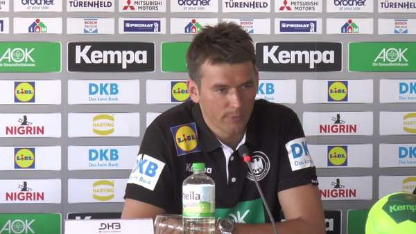 News video: Handball Bundestrainer Prokop: