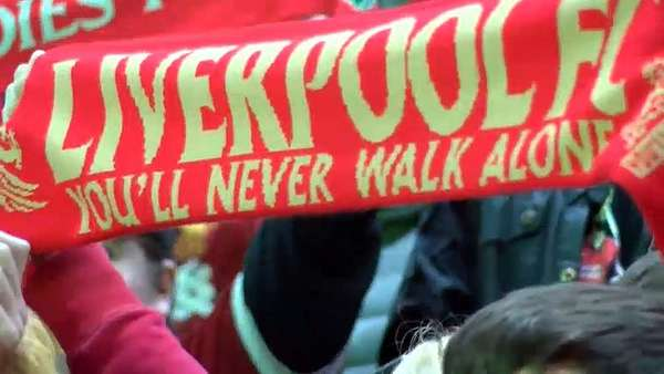 News video: Fans in Liverpool: