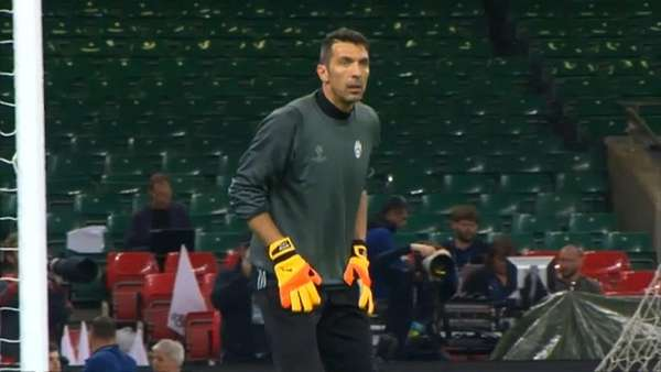 Video: Italiens Torwart-Legende Buffon verlässt Juventus Turin