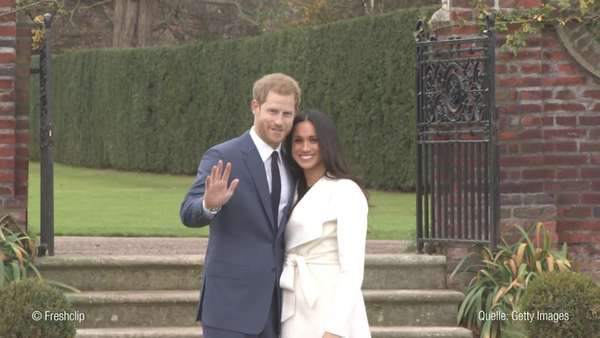 News video: Royal Wedding - ganz London steht Kopf