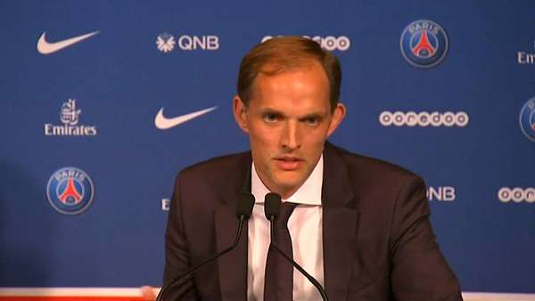 Video: Tuchel bei PSG: