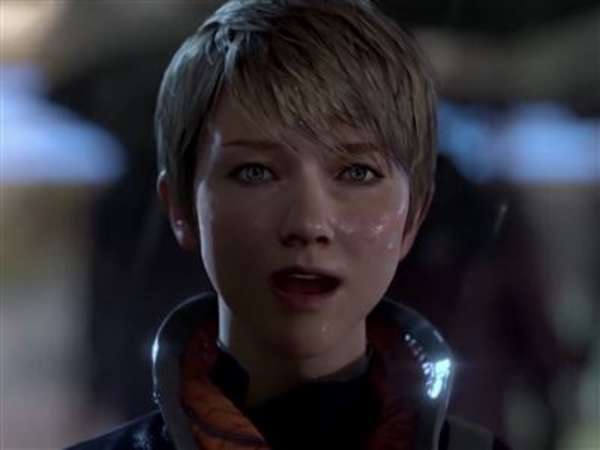 News video: Androiden mit Gefühl: 'Detroit: Become Human'