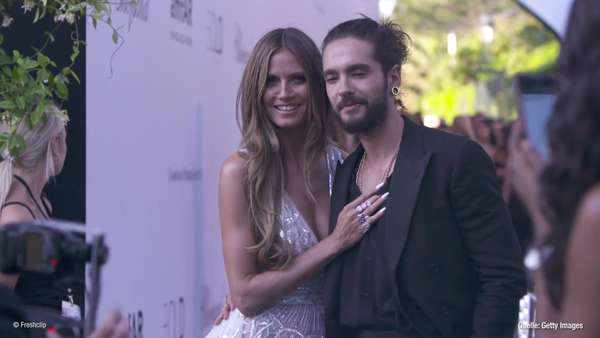 Video: Heidi Klum: Neues  - Liebes-Pic mit Tom Kaulitz!