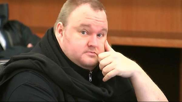 News video: KIm Dotcom droht Ausieferung in die USA