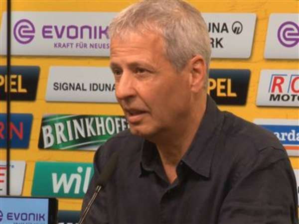 News video: Lucien Favre: Neuer Trainer bei Borussia Dortmund
