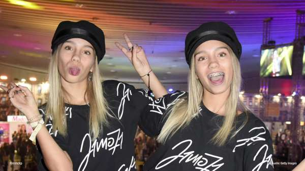 News video: Lisa & Lena - Mega-Mode-Kooperation