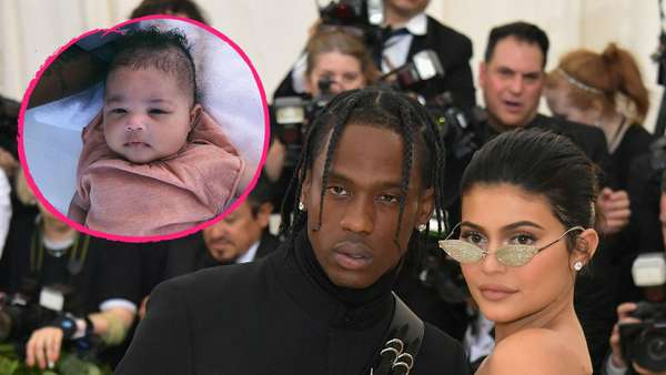 News video: Privat wie nie: Kylie Jenner kuschelnd mit Stromi & Travis!