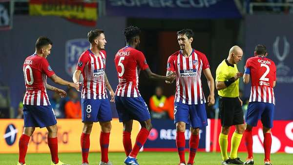 Supercup: Atletico Madrid schlägt Real Madid