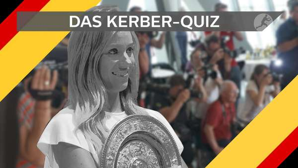 News video: Angelique-Kerber-Quiz