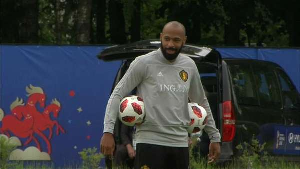 News video: Medien: Thierry Henry wird Bordeaux-Trainer