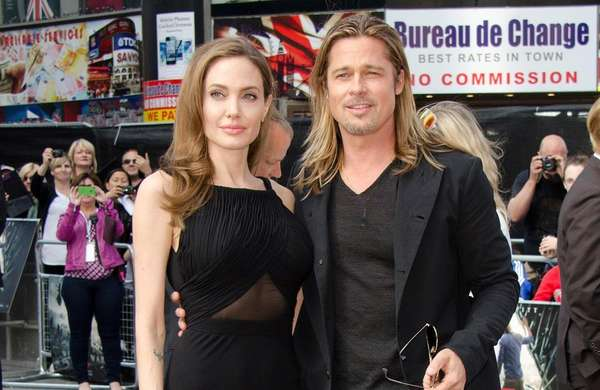 News video: Angelina Jolie und Brad Pitt: Sorgerecht