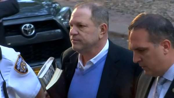 News video: Harvey Weinstein: Erfolglos gegen Ashley Judd