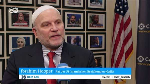 News video: USA: Amnesty warnt vor Ausgrenzung von Muslimen | DW Deutsch