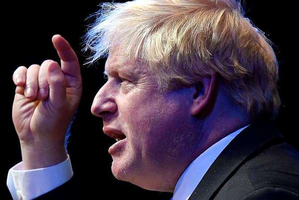 News video: Boris Johnson attackiert Mays Brexit-Pläne