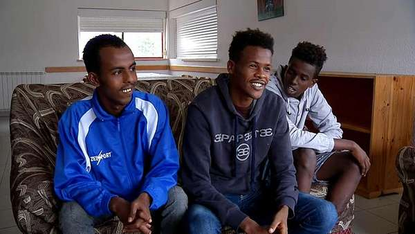 News video: Aquarius-Flüchtlinge: Neue Heimat Portugal