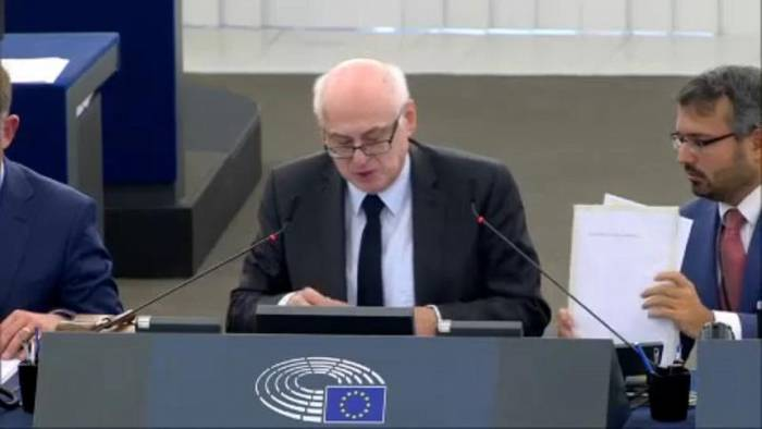 News video: Fall Khashoggi: EU-Parlament will Waffenembargo gegen Saudi-Arabien