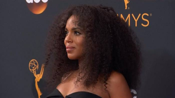 Video: Hat Kerry Washington noch ein drittes Kind?