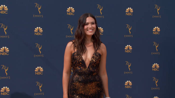 News video: Mandy Moore hat geheiratet