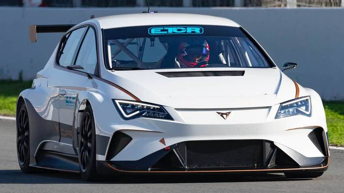 News video: Elektro-Rennwagen CUPRA e-Racer revolutioniert den Motorsport