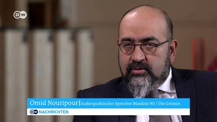 News video: Interview - Omid Nouripour: