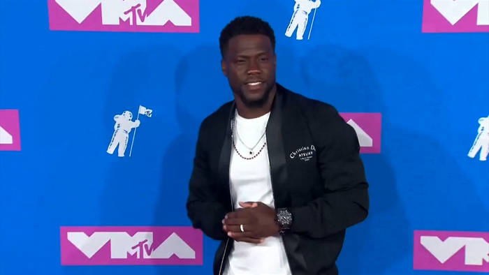 News video: Kevin Hart moderiert die Oscars
