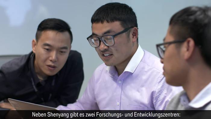 News video: BMW Group Forschungs- und Entwicklungszentren in China