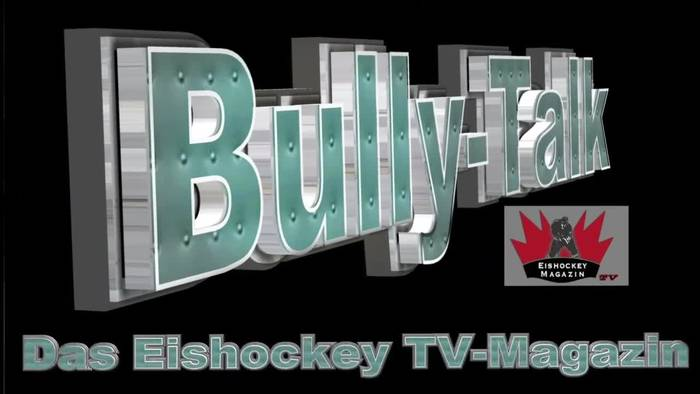 News video: BULLY TALK - DAS EISHOCKEY-TV MAGAZIN View all