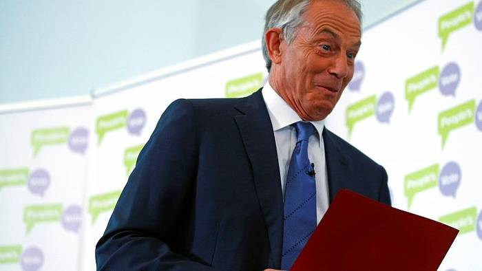 News video: Blair: 2. Bre´xit-Referendum