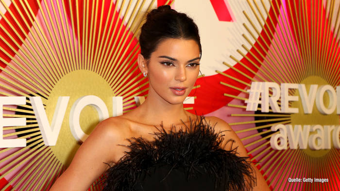 News video: Kendall Jenner hat   2018 als Model am meisten verdient