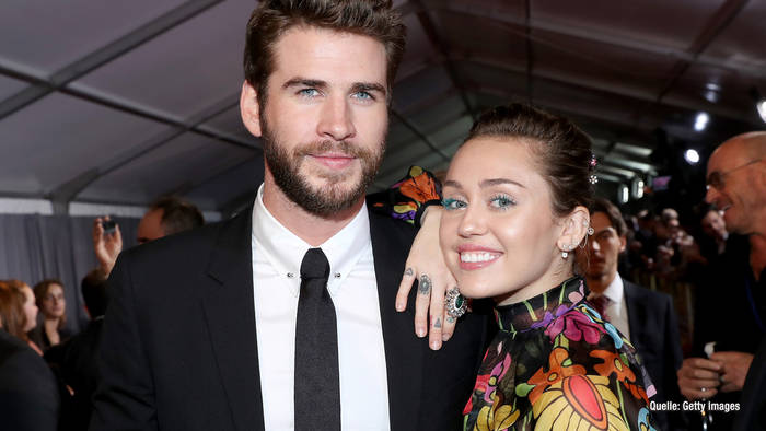 News video: Liam Hemsworth: In Lebensgefahr für Miley Cyrus