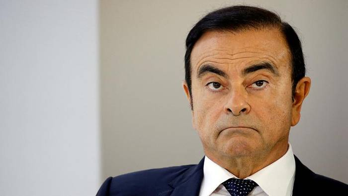 Video: Ghosn am Dienstag vor Gericht