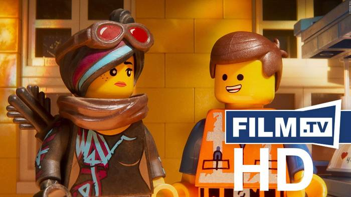 News video: The Lego Movie 2 Trailer Deutsch German (2019)