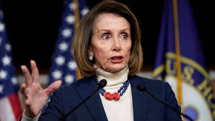 News video: US-Haushaltsstreit: Trump streicht Reise von Nancy Pelosi