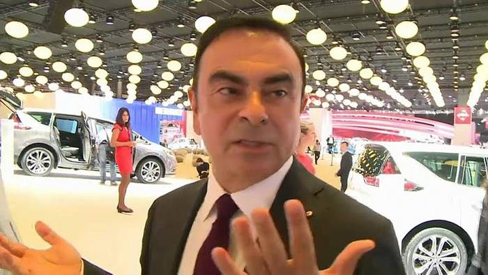 News video: Auto-Chef Ghosn muss weiter brummen