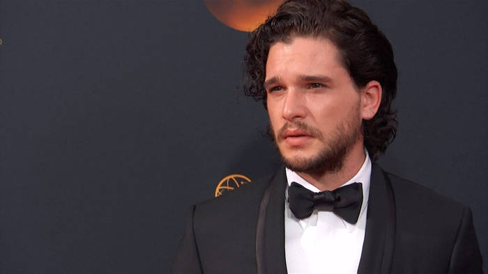News video: Kit Harrington und sein 'Game of Thrones'-Andenken