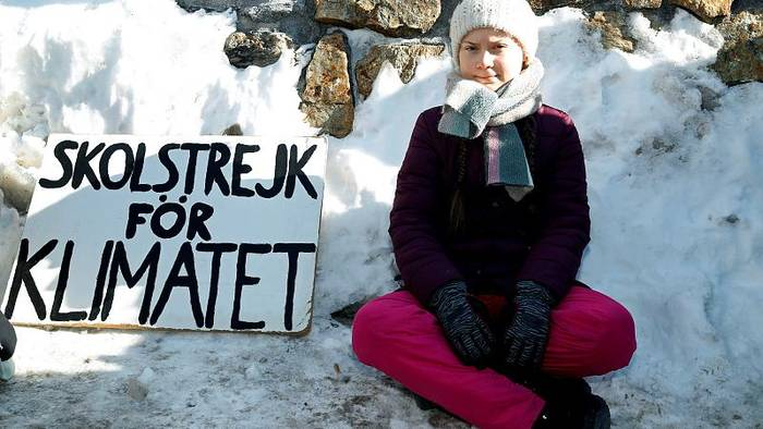 News video: Was will die 16-jährige Klimaaktivistin Greta Thunberg?