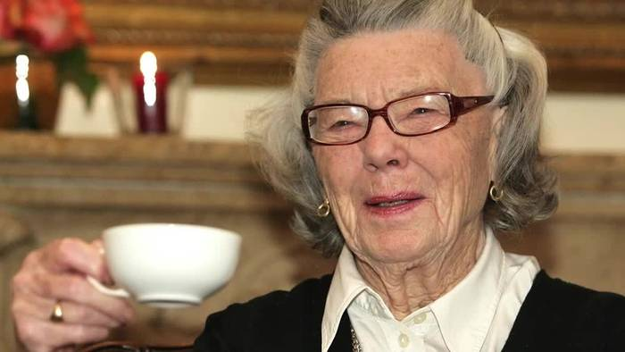 News video: Rosamunde Pilcher gestorben