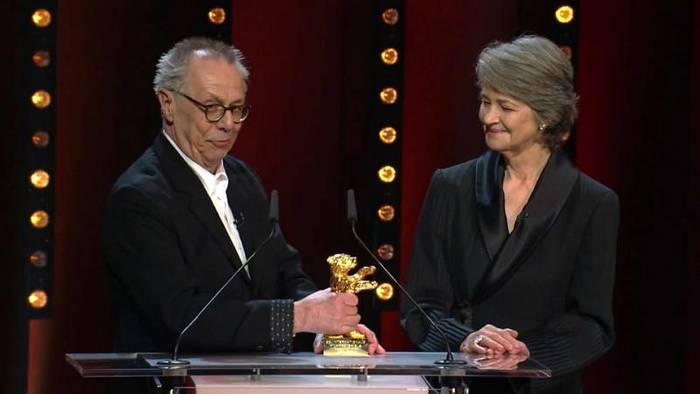 Video: Berlinale: Ehrenbär für Charlotte Rampling