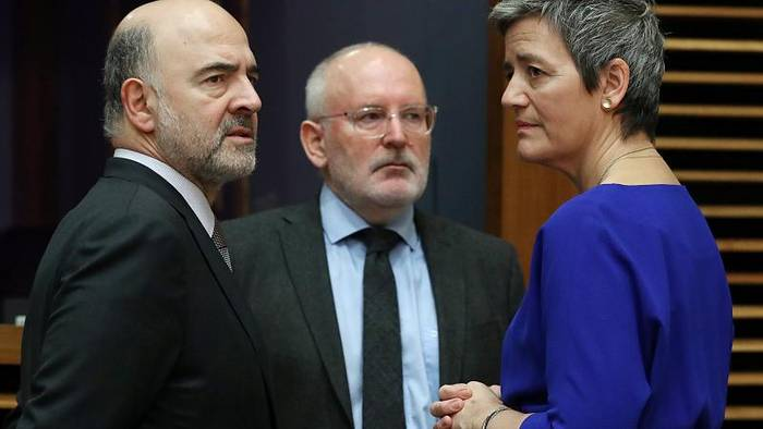 News video: Timmermans in Budapest: