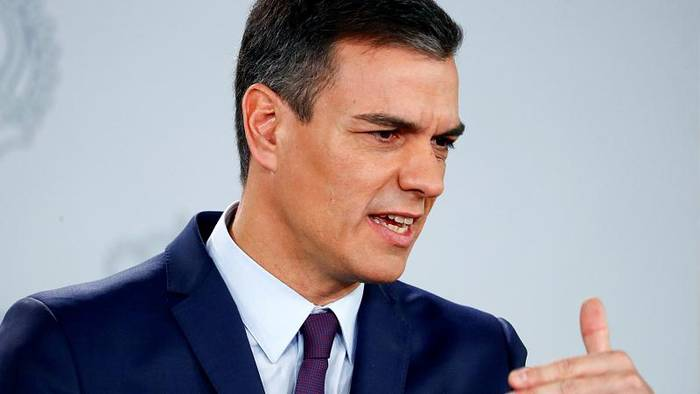 News video: Sánchez: Separatisten haben