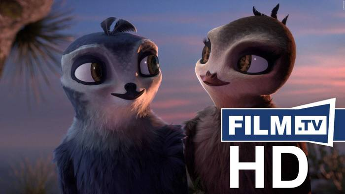 News video: Manou - Flieg Flink Trailer Deutsch German (2019)