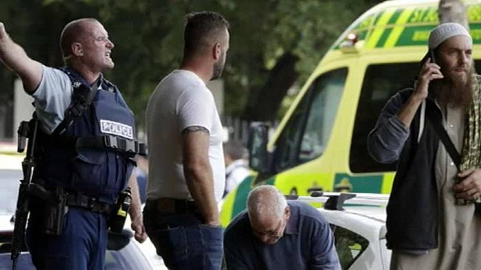 News video: Terroranschlag beim Freitagsgebet: 49 Tote in Christchurch