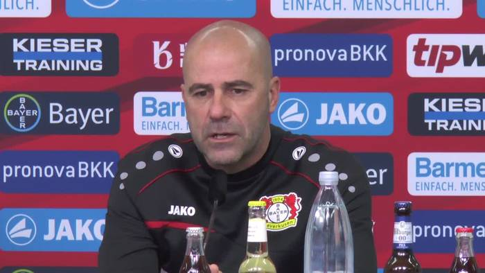 News video: Peter Bosz: