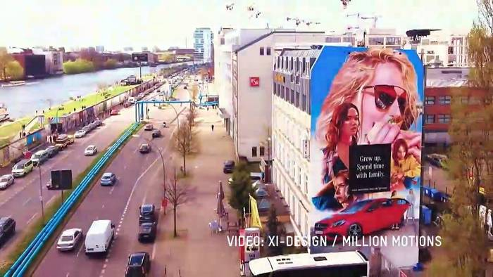 Video: Graffiti - vom illegalen Sprayer zum Unternehmer | Made in Germany